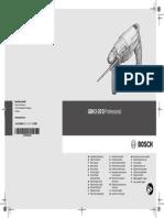 Gbh 2 20 d Professional Manual 162121