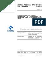 NTC-ISO-IEC17050-2