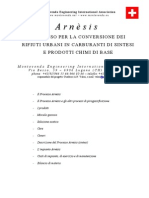 Relazione Arnesis IT 28112009