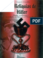 Gregorio Gonzalez Jose - Las Reliquias de Hitler