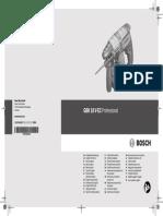 Gbh 18 v Ec 4 Ah Professional Manual 162991
