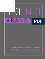 1 Manual Del Proceso Contra El Abandono Escolar