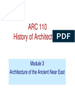 Architecture of the Ancient Near East