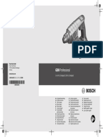 Gbh 18 v Li Compact 3 Ah Professional Manual 160711