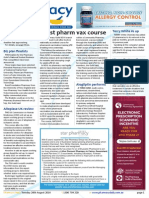 Pharmacy Daily for Tue 26 Aug 2014 - First pharm vax course, PBS co-pay 'necessary', Biz plan finalists, Vic medical marijuana and much more