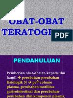 Farmakol-obat teratogenik1