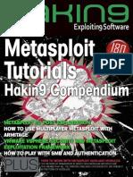 Hakin9 EXPLOITING_SOFTWARE TBO (01_2013) - Metasploit Tutorials.pdf
