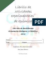 Librillo de Práctico 2014 Inst San Juan Bosco