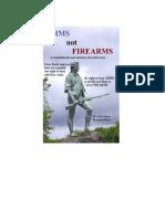 2013-08-27 Arms Not Firearms - Freeman Burt