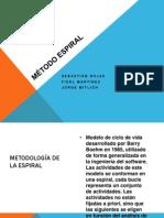 Metodologia de La Espiral 2003