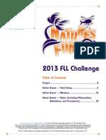 natures fury challenge
