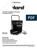 DieHard Battery Charger
