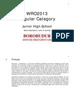 wro2013 regular category - junior high