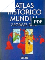 Duby-Atlas Histórico Mundial