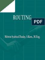Materi Routing lengkap