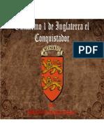 Unidad 5 Guillermo I de Inglaterra El Conquistador - Pablo Hernández