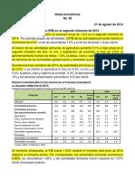NOTA PIB 2o Trimestre 2014 NE83