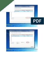 Particionar HD e Configurar Destino Dos Arquivos