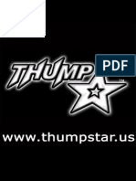 Thump Star Service Manual