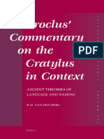 Proclus Commentary