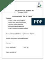 Reporte Practica CAJA de TOQUES