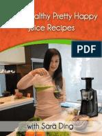 100 Hph Juice Recipes Nov13