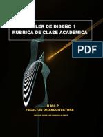 Rubrica de Clase 2014-II
