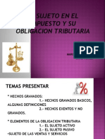 Presentación Tributaria