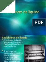 Recibidores de Liquido