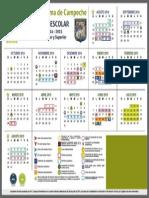 Calendario Escolar 2014-2015 UAC