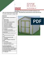Dr Avis Buildings Free Plans