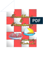 Frenchbread & Strawberry