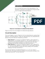 Fm Balanced Slope Detector