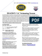 cac 2014-2015 fall flyer