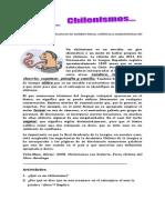 chilenismos.docx