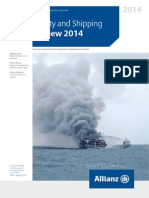 Shipping Review 2014