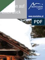 Winter Montafon