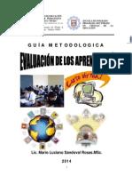 GUÍA METODOLOGICA