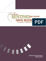 FTC Sentinel Report 2013