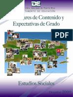 Estandares Expectativas Estudios Sociales