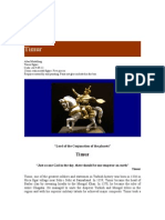 Altar Modelling Timur Figure Code