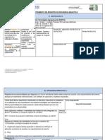 Instrumento de Registro de Secuencia Didactica