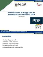 Puppy430 Tutorial Espanol