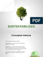 Teórico Sustentabilidad