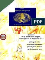 Bhagavad Gita Chapter 14 Presentation