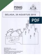 Scan Kliping Berita Perumahan Rakyat, 26 Agustus 2014.pdf