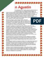 San Agustín Nació El Djsjfesjf
