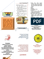 Leflet Gastritis
