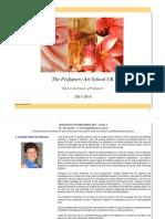 Perfumery Art School Brochure January 2013 (1)