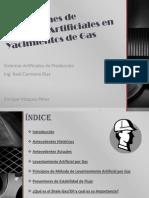 Aplicaciones de Sistemas Artificiales en Yacimientos de Gas